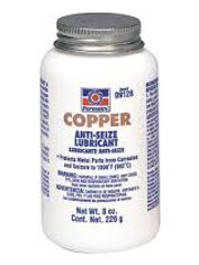 Copper Permatex Anti-Seize Lubricant