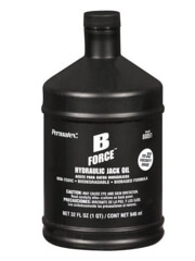 Permatex B Force Hydraulic Jack Oil