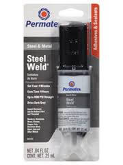 Permatex 4 Minute Multi-Metal Epoxy