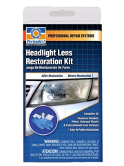 Permatex Headlight Lens Restoration Kit