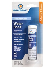 Water Bond NSF Certified Drinking Water Safe