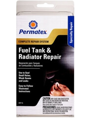 Fuel Tank and Radiator Repair Kit - 09116
