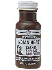 Permatex Indian Head Gasket Shellac Compound - 20539