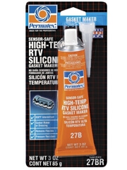 Permatex Sensor-Safe High-Temp RTV Silicone