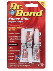r. Bond Super Glue - 82223