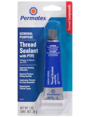 Thread Sealant with PTFE