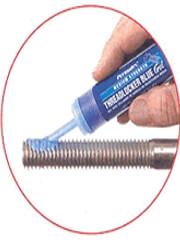 Medium Strength Threadlocker BLUE Gel-24010