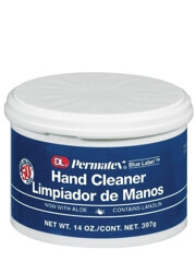 DL Permatex Blue Label Cream Hand Cleaner-01013