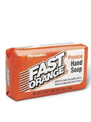 Fast Orange Pumice Bar Hand Soap