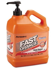 Fast Orange Pumice Lotion Hand Cleaner 25519