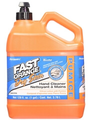 Fast Orange Dry Skin Formula Hand Cleaner
