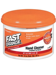 Permatex 35013 Fast Orange Pumice Cream Hand Cleaner