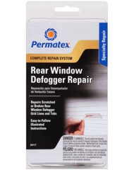 Permatex Complete Rear Window Defogger Repair Kit - 09117