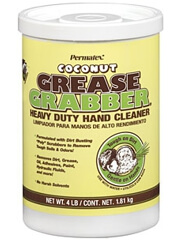Permatex Grease Grabber Coconut Hand Cleaner 14106