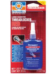 Large Diameter Threadlocker RED 27740