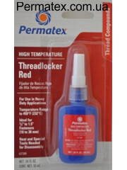 Permatex High Temperature Threadlocker RED-27200