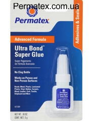 Permatex Ultra Bond Super Glue - 21309n