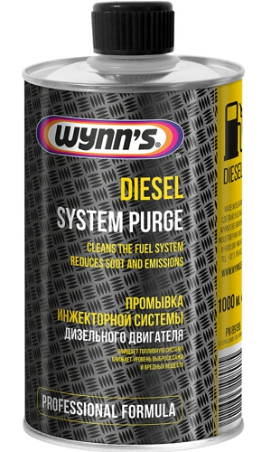 Wynns Diesel System Purge DSP 89195