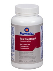 Permatex Rust Treatment