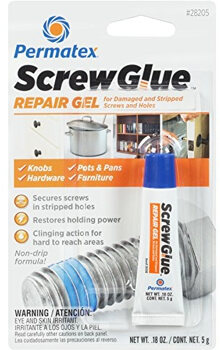 Permatex ScrewGlue